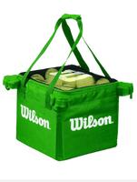 Корзина для мячей Wilson Teaching Cart 150 Green, без ножек