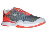 Мужские кроссовки для большого тенниса Babolat Jet Mach I All Court Silver