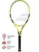 Ракетка для тенниса Babolat Pure Aero Tour 2019