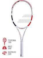 Ракетка для тенниса Babolat Pure Strike 100 2020