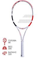 Ракетка для тенниса Babolat Pure Strike 16/19 2020